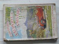 Pravý český všudybyl a vševěděl - Zábavný kalendář na rok 1943