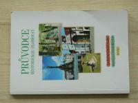 Průvodce historickou Olomoucí - Architektonické slohy, Poznávací trasy městem, Mapky (2002)