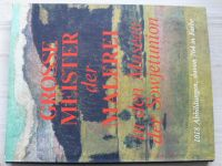 Grosse Meister der Malerei in den Museum der Sowjetunion (1988) německy