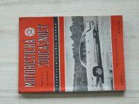 Motoristická současnost - Ročník II.  Číslo 3 (1956)