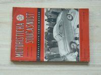Motoristická současnost - Ročník III.  Číslo 2 (1957)