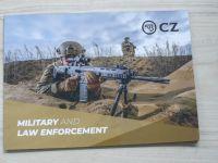 CZ Military and Law Enforcement 2019 - Česká Zbrojovka - katalog zbraní