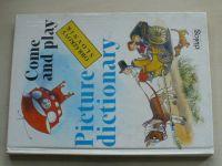Švejda - Picture dictionary - Come and play - Obrázkový slovník (1991) anglicky
