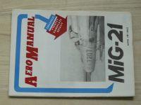 Aero Manual No 2 - Brož - MiG-21