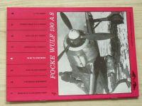 Focke Wulf 190 A 8 - Aeroteam monografie
