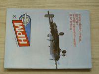 Historie a plastikové modelářství - HPM 3 (1993) Dornier Do 17, SdKfz 253...