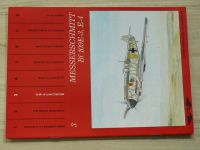 Messerschmitt Bf 109E-3, E-4 - Aeroteam, monografie