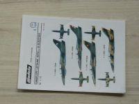Modela - Kamufláže letounů Aero L-39 Albatros - Obtiskový aršík 1:72