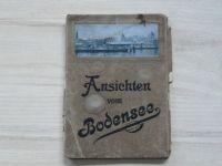 Ansichten von Bodensee - leporelo 26 stran