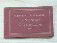 Dobšinská ladová jaskyňa - 10 pohlednic 14x9 cm