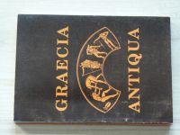 Graecia Antiqua - Výběr pramenů k dějinám a kultuře starověkého Řecka (1996) sest. Lisový