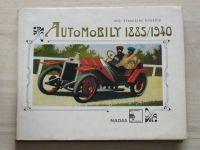 Minařík - Automobily 1885/1940 (1980)