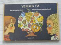 Krista Bendová, Helena Zmatlíková - Verses Fa (1982) maďarsky