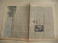 Lidová demokracie 101 (1990) ročník XLVI. + příloha Neděle s LD 17 (1990)