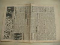 Lidová demokracie 68 (1990) ročník XLVI.