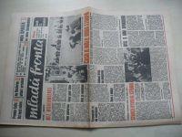 Mladá fronta 104 (1990) ročník XLVI.