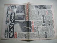 Mladá fronta 116 (1990) ročník XLVI. + příloha Víkend 20 (1990)