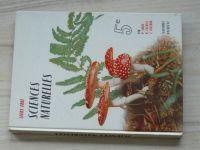 SCIENCES NATURELLES Cours Obré 5 ème Hachette 1966 - Přírodopis, francouzsky