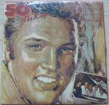 Danny Mirror & The Jordanaires – 50 X The King - Elvis Presley's Greatest Songs (1985)