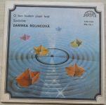 Darinka Rolincová – O tom budem píseň hrát / Spoločne (1985)