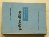 Romanovskij - Příručka pro lisovaní za studena (1959)