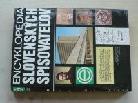 Encyklopédia slovenských spisovateĺov (1984) slovensky