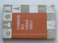 Maiselis, Judowitsch - Lehrbuch des Schachspiels (1952)