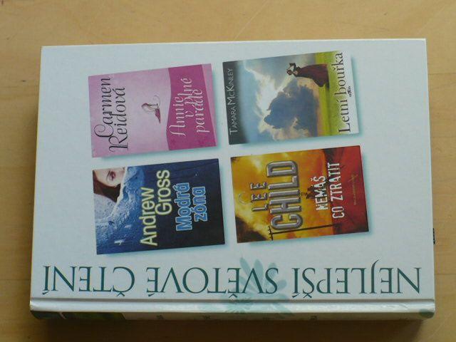 Nejlepší světové čtení: Modrá zóna, Annie v plné parádě, Nemáš co ztratit, Letní bouřka (2009)