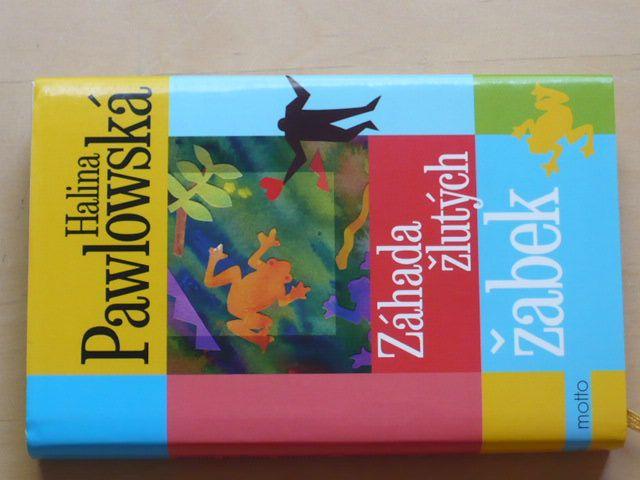 Pawlowská - Záhada žlutých žabek (2005)