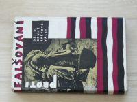 Falšování dějin Druhé světové války - Sborník statí (1960)