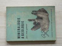 Mineralogie a geologie pro I. třídu gymnasií (SPN 1953)