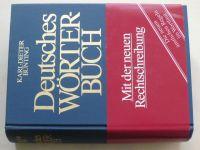 Bünting - Deutsches Wörterbuch mit der neuen Rechtschreibung (1996)