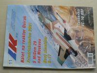 Letectví a kosmonautika 11 (2001) ročník LXXVII.