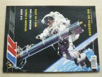 Letectví a kosmonautika 14 (2000) ročník LXXVI.