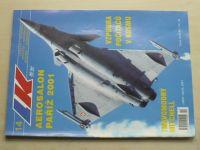 Letectví a kosmonautika 14 (2001) ročník LXXVII.