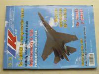 Letectví a kosmonautika 15-16 (2001) ročník LXXVII. (dvojčíslo)