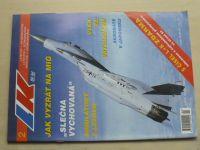 Letectví a kosmonautika 2 (2001) ročník LXXVII.