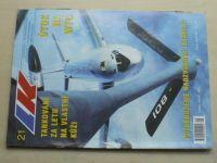 Letectví a kosmonautika 21 (2001) ročník LXXVII.