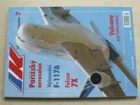 Letectví a kosmonautika 7 (2007) ročník LXXXIII.