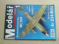 Modelář 1 (2006) ročník LVII.