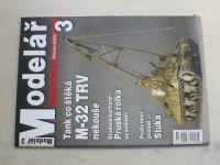 Modelář 3 (2006) ročník LVII.