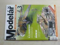 Modelář 3 (2009) ročník LX.