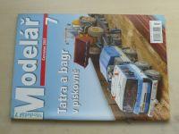 Modelář 7 (2007) ročník LVIII.