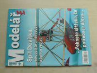 4. a 5. sešit Modeláře (2006) ročník II. (doplněk časopisu Modelář)
