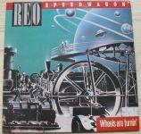 REO Speedwagon – Wheels Are Turnin' (1984)