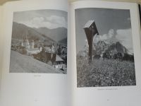 Deutsches Hochgebirge - Die Blauen Bücher (1961) Německé vysoké hory