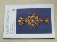 Galerie křižovníků - Pokladnice Řádu křižovníků s červenou hvězdou (1994)
