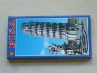 Pisa - leporelo (nedatováno) vícejazyčná