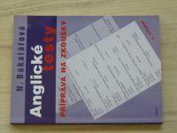 Bakalářová - Anglické testy - Příprava na zkoušky (2006)