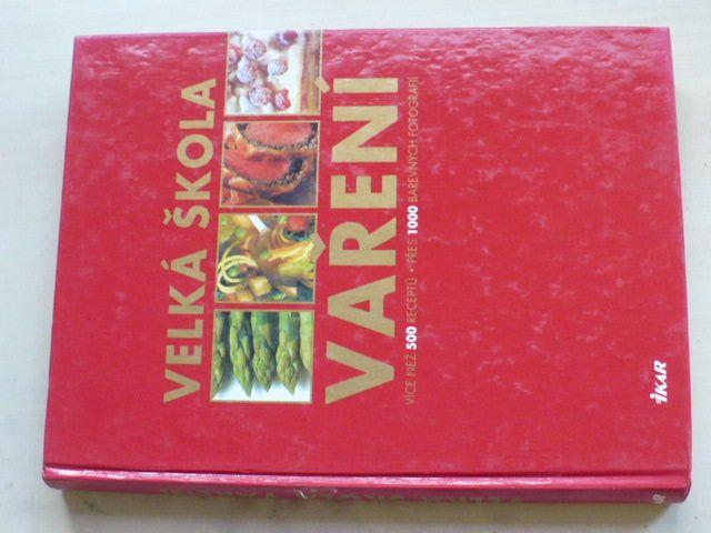 Kellermann - Velká škola vaření (2003)